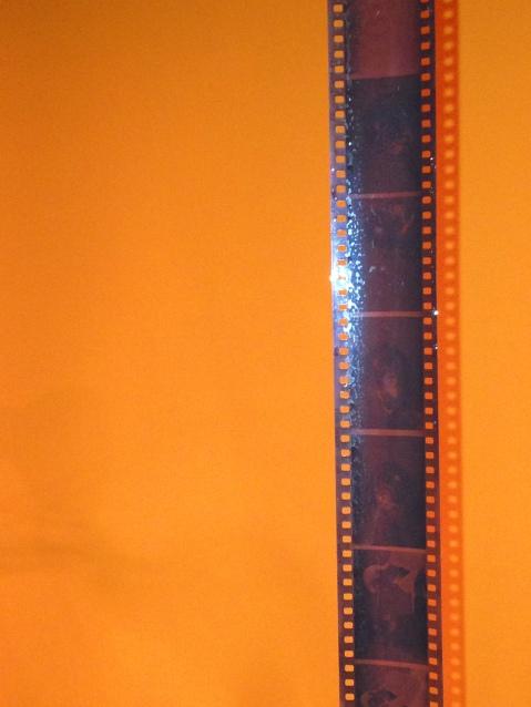 hanging film